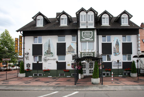 Hotel Pension Klaer Speyer